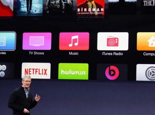 库克暗示苹果计划进入电视产业 会有更多惊喜